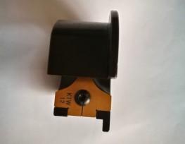 电极修磨刀架