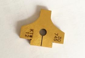 电极修磨刀片